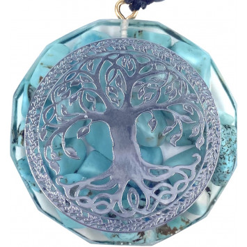 Кулон оргонный защитный Древо жизни