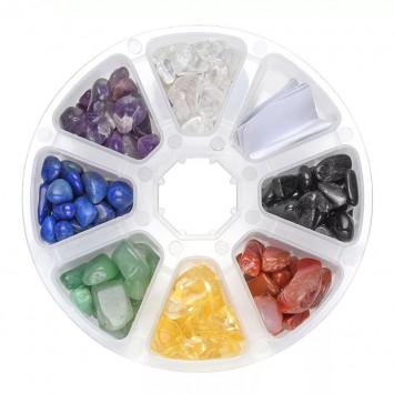 Набор из 7 видов чакральных камней