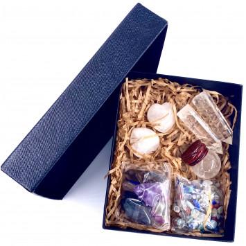 Набор камней Кварцевый Кристалл для усиления алтаря