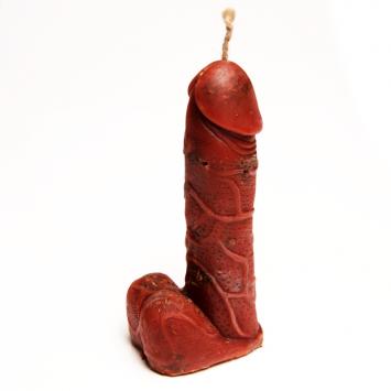 """Свеча алтарная """" Фалос"""" для ритуалов направленных на работу с потенцией, силой."""