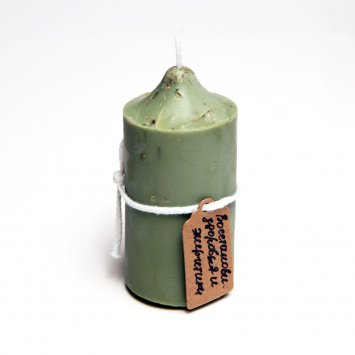 Свеча для восстановления здоровья и энергетики