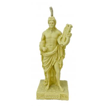 Cвеча Аполлон -бог красоты, искусства и наук