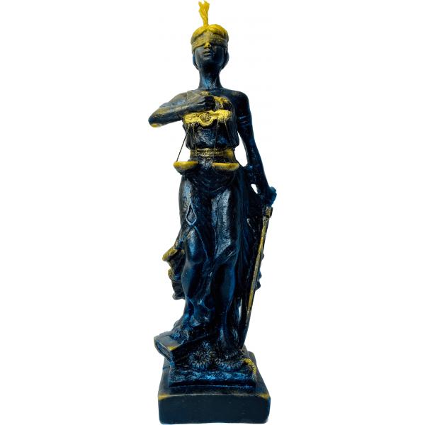 Cвеча Фемида - богиня правосудия