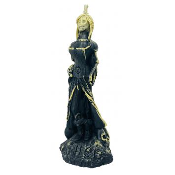 Cвеча  Хель - Богиня Смерти, хозяйка мира мертвых