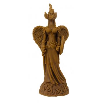 Cвеча Валькирия - воинственная дева, помощница Одина